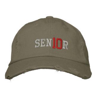 mayor 2010 gorra de béisbol