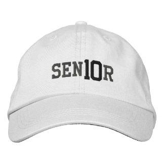 mayor 2010 gorra de beisbol bordada
