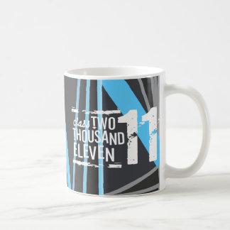 Mayor 2011 de la clase tazas de café