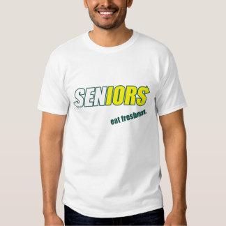 Mayor 2012 del GCS - camiseta del estilo del Remeras