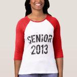 Mayor 2013 - Clase de 2013 Camisetas