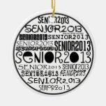 Mayor 2013 - Ornamento del espejo retrovisor Adorno De Navidad