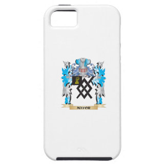 Mayor Coat of Arms - Family Crest iPhone 5 Case