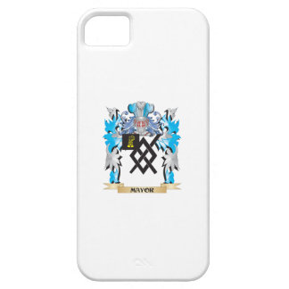 Mayor Coat of Arms - Family Crest iPhone 5 Covers