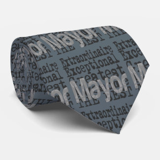 Mayor Extraordinaire Neck Tie