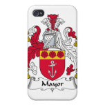 Mayor Family Crest Case For iPhone 4