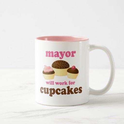 Mayor (Funny) Gift Mug