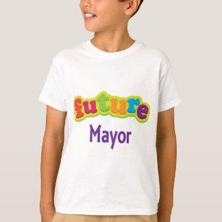 Mayor (Future) Infant Baby T-Shirt
