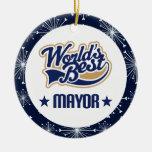 Mayor Gift Ornament