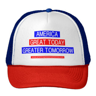 MAYOR gorra de la MAÑANA de AMÉRICA