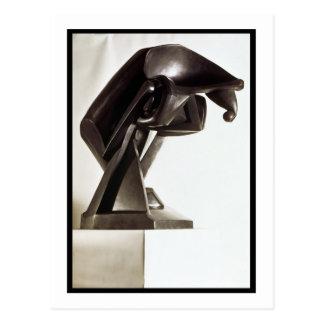 Mayor Horse, 1914 (bronce) (véase también 168727) Postal