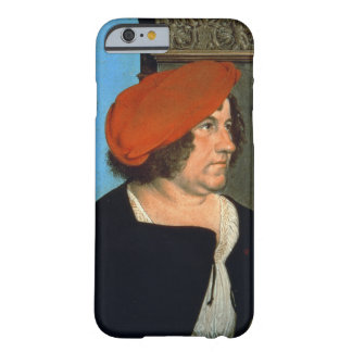 Mayor Jakob Meyer zum Hasen, 1516 (tempera on lime Barely There iPhone 6 Case