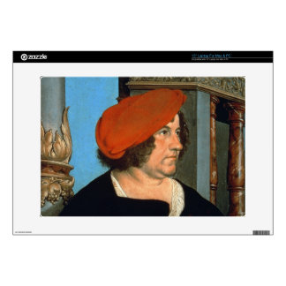 "Mayor Jakob Meyer zum Hasen, 1516 (tempera on lime Decal For 15"" Laptop"