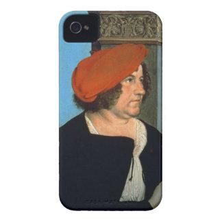 Mayor Jakob Meyer zum Hasen, 1516 (tempera on lime iPhone 4 Case-Mate Cases