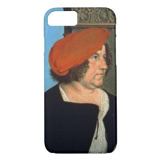 Mayor Jakob Meyer zum Hasen, 1516 (tempera on lime iPhone 8/7 Case