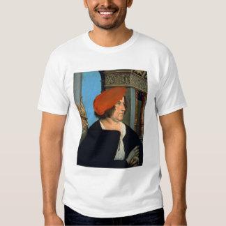 Mayor Jakob Meyer zum Hasen, 1516 (tempera on lime T Shirt