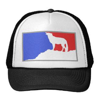 Mayor League Wolf! Trucker Hat