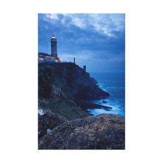 Mayor of Cape Lighthouse Impresiones En Lienzo Estiradas