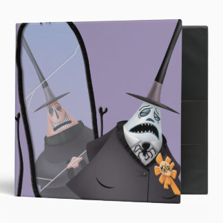 Mayor of Halloween Town | Mirror 3 Ring Binder