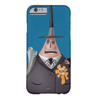 Mayor Of Halloween Town | Smiling Face Barely There iPhone 6 Case