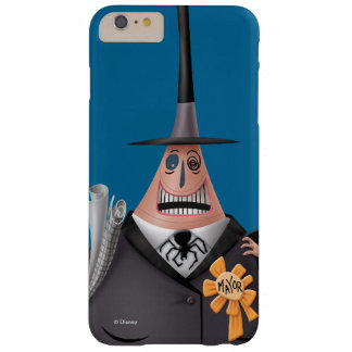 Mayor Of Halloween Town | Smiling Face Barely There iPhone 6 Plus Case