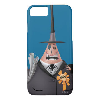 Mayor Of Halloween Town | Smiling Face iPhone 8/7 Case
