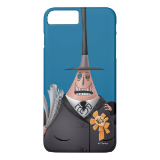 Mayor Of Halloween Town | Smiling Face iPhone 8 Plus/7 Plus Case