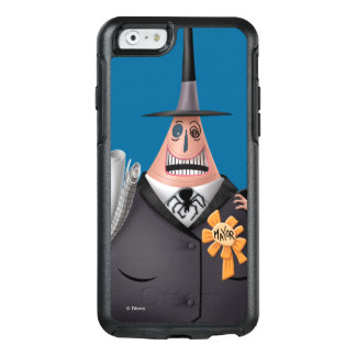 Mayor Of Halloween Town | Smiling Face OtterBox iPhone 6/6s Case