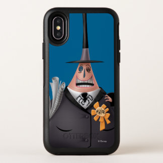 Mayor Of Halloween Town | Smiling Face OtterBox Symmetry iPhone X Case