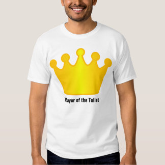 Mayor of ... T-Shirt
