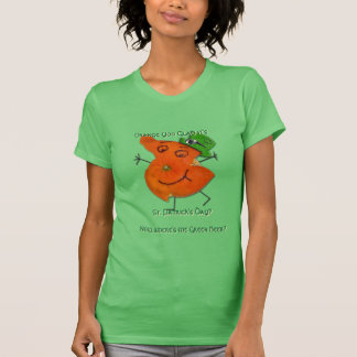 Mayor Orange O'Paddy (For Her) T-shirt