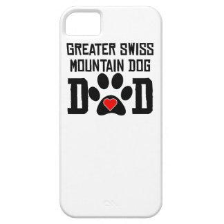 Mayor papá suizo del perro de la montaña iPhone 5 Case-Mate fundas