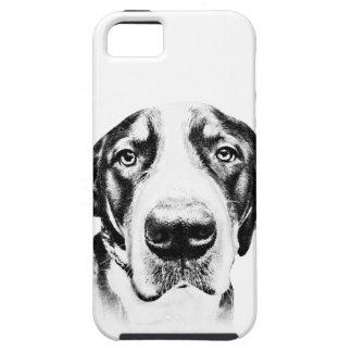 Mayor perro suizo de la montaña iPhone 5 Case-Mate funda
