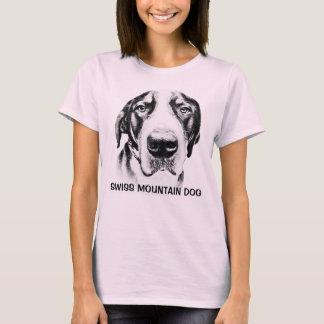 Mayor perro suizo de la montaña playera