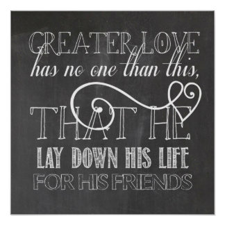 Mayor poster de la escritura del amor póster