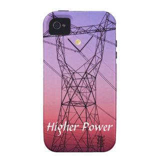 Mayor potencia 1 IPhone 4 iPhone 4 Funda