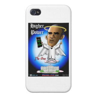 Mayor potencia de O iPhone 4 Protectores