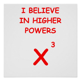 mayor potencia póster