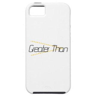 Mayor que el caso del iphone iPhone 5 protector