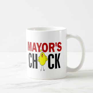 MAYOR'S CHICK COFFEE MUG