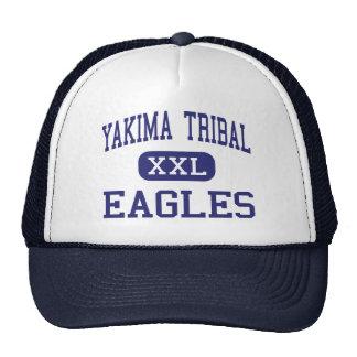 Mayor tribal de Yakima - Eagles - - Toppenish Gorras