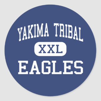 Mayor tribal de Yakima - Eagles - - Toppenish Etiquetas