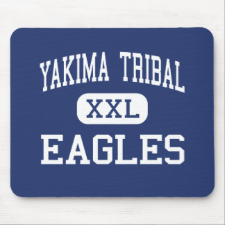 Mayor tribal de Yakima - Eagles - - Toppenish Tapete De Raton