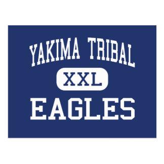 Mayor tribal de Yakima - Eagles - - Toppenish Postales
