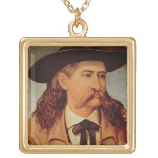 """Mayordomo """"Bill salvaje"""" Hickok (1837-76) 1874 de  Grimpolas"""