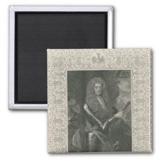 Mayordomo de James, 12mo conde y 1r duque de Imán Cuadrado