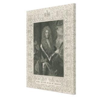 Mayordomo de James, 12mo conde y 1r duque de Impresiones En Lona