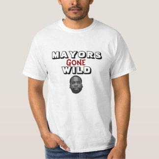 Mayors Gone Wild Shirt