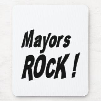 Mayors Rock! Mousepad