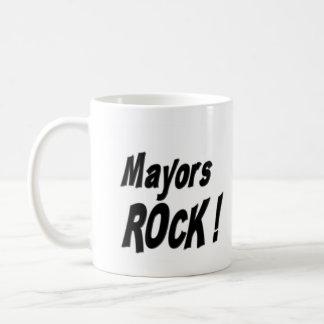 Mayors Rock! Mug